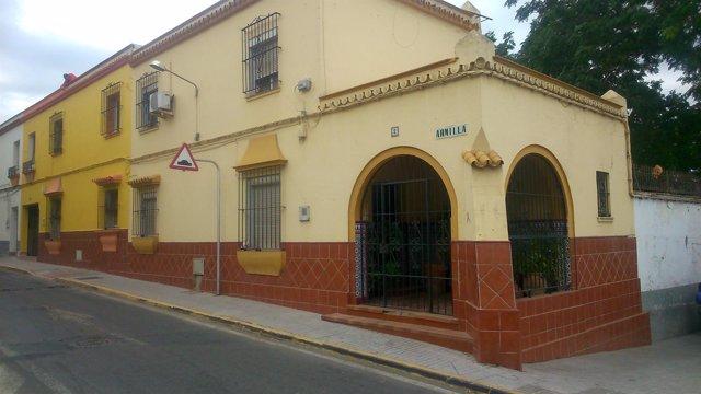 Barrio del Monumento de San Juan de Aznalfarache