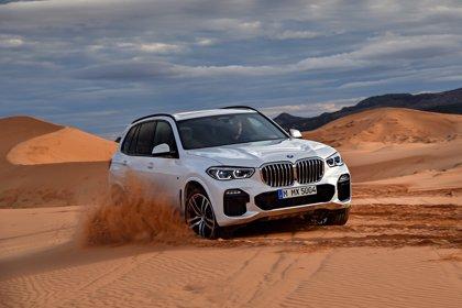 BMW ya admite pedidos del nuevo X5 y las primeras unidades se entregarán a finales de noviembre