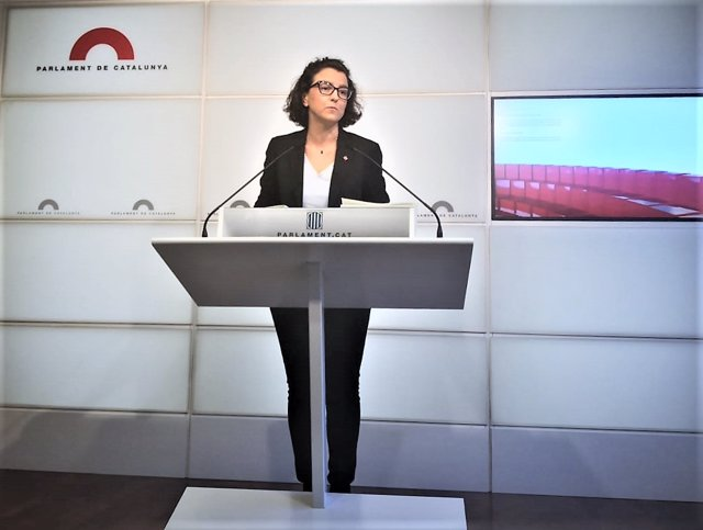 Eva Granados, PSC. Foto de archivo