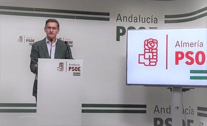 """PSOE reclama """"mejores recursos"""" a Europa para dar una """"respuesta adecuada"""" a la inmigración"""