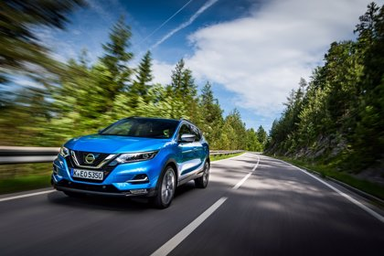Nissan renueva el Qashqai con un motor de gasolina de hasta 160 caballos
