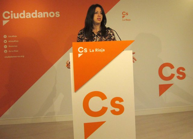 Rebeca Grajea, En La Rueda De Prensa