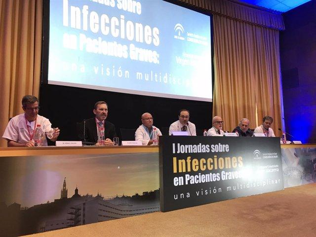 Jornadas sobre infecciones en el Hospital Macarena