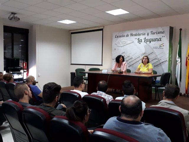 Inauguración del curso 2018/2019 en La Laguna