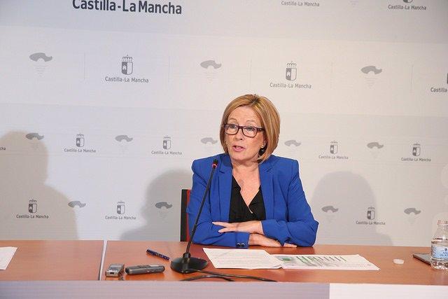 Directora general de Atención a la Dependencia, Ana Saavedra