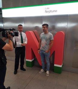 El metro de Granada alcanza los 10 millones de viajeros