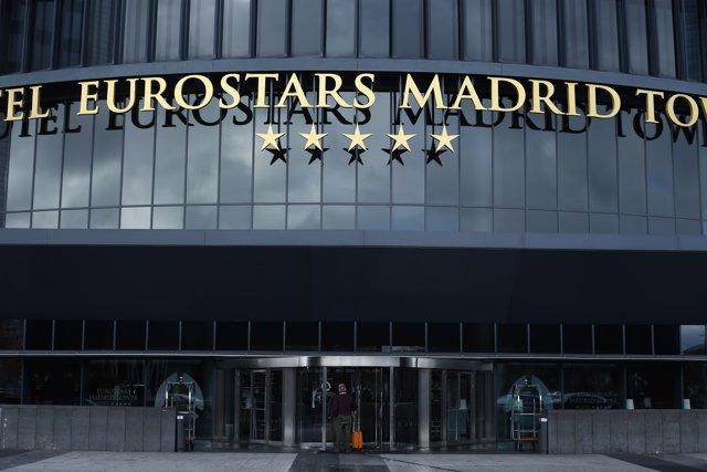 Hotel Eurostar Madrid Tower