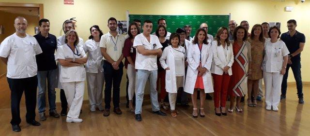 El Valme de Sevilla ampliará sus urgencias en 1.000 m2 y reordenará hospitales