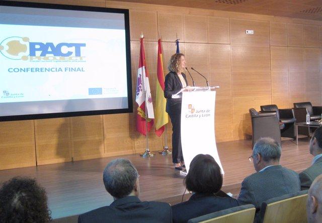 Presentación de las conclusiones del proyecto PACT de servicios sociales