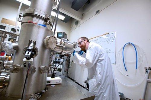 Laboratorio donde se realizó el estudio