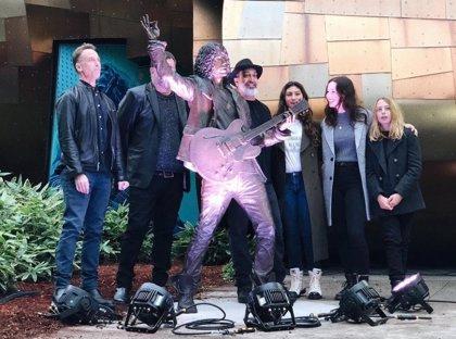 Chris Cornell ya tiene su estatua en Seattle