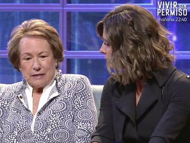 La abuela de Omar Montes, la gran estrella de 'GH VIP'