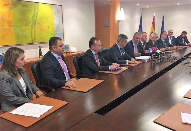 Alianza de empresarios del Noroeste de España