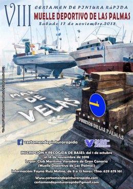 [Grupocanarias] Np Fundación Puertos Las Palmas Impulsa El Viii Certamen De Pint