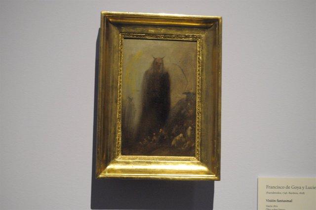 Visión fantasmal de Francisco de Goya.