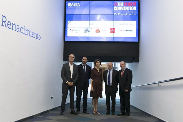 Congreso ABTA en Sevilla.