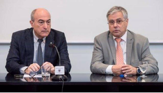Presidentes de FACME y COSCE