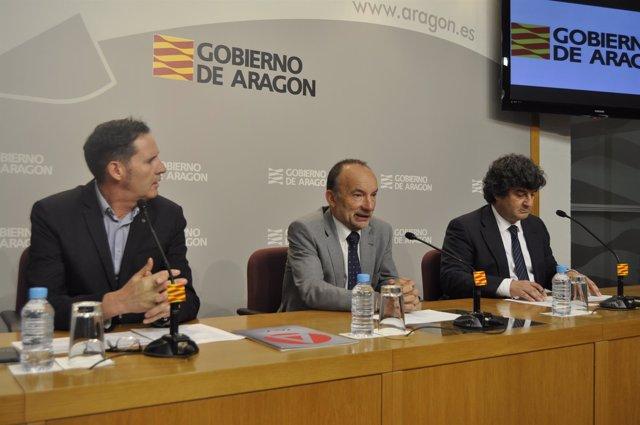 Ramón Tejedor ha presentado el proyecto junto con CAAR y TECNARA.