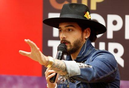"""Maluma: """"Hay días que me levanto y quiero mandar a todo el mundo pal carajo"""""""
