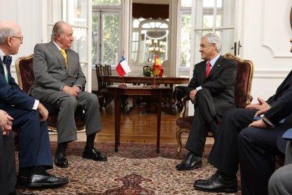 Sebastián Piñera se reúne mañana en Madrid con el Rey y con Pedro Sánchez durante su gira europea