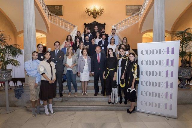 Presentación de la edición de otoño de Code 41