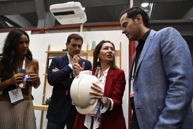 Evento en Madrid South Summit 2018 para emprendedores e inversores