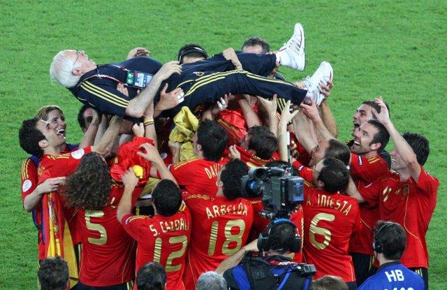 Luis Aragonés Eurocopa 2008