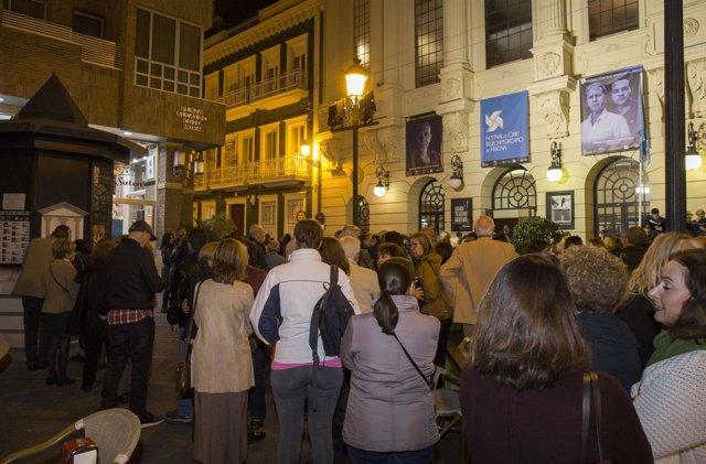 Festival de Cine Iberoamericano de Huelva.