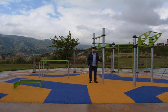 Parque de 'street workout' en Sestao