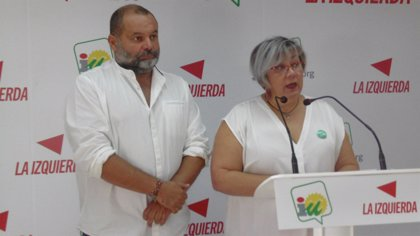 """IU aboga por una gran movilización """"unitaria"""" para exigir la recuperación de la zona de los fosfoyesos en Huelva"""