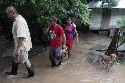 Al menos 12 muertos y miles de afectados dejan las fuertes lluvias en Centroamérica