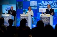"""La UpM renova el seu """"compromís"""" de cooperació mediterrània i torna a citar-se pel 2019 (Lola Bou - Europa Press)"""