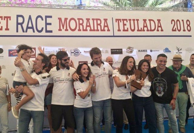 VII Gourmet Race Moraira