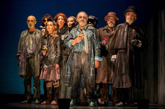 La obra 'Luces de Bohemia' llega al Teatro Lope de Vega