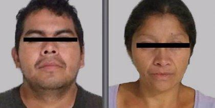 Detienen a una pareja por el asesinato de más de 10 mujeres en México