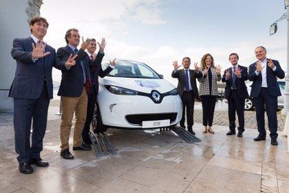 El Puertode Santander aspira a elevar a 600.000 unidades su tráfico anual de vehículos