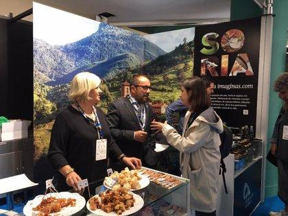 La micología y el Torrezno se convierten en los embajadores de Soria en San Sebastián Gastronomika