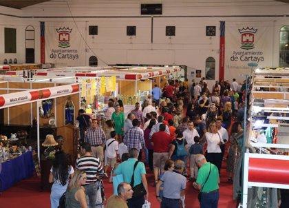 Más de 90.000 visitas en el Pabellón de Exposiciones de la Feria de Octubre de Cartaya (Huelva)