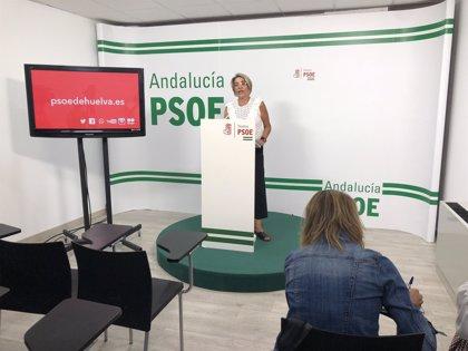 El PSOE anuncia que este miércoles se celebra la mesa de la ponencia de la Ley de Trasvase de Huelva en el Congreso