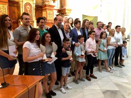 Entregados los premios del II Circuito de Travesías a Nado por los pantanos de Jaén