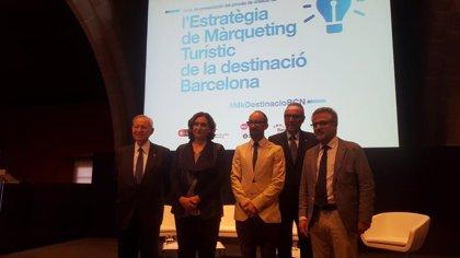 Barcelona impulsa una nueva estrategia de marketing turístico de la 'Destinación Barcelona'