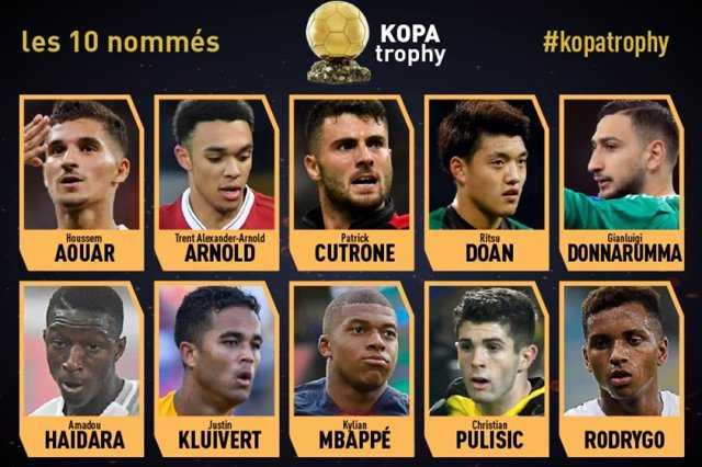 Premio Kopa France Football