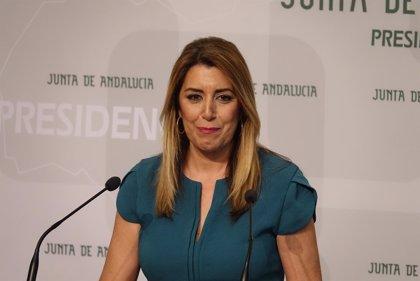 """Susana Díaz adelanta elecciones por estabilidad, para que tengan """"acento andaluz"""" y evitar """"cinco meses de campaña"""""""