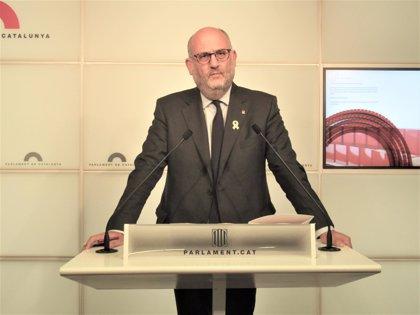 JxCat dice que ERC le ha ratificado este lunes el pacto para que todos los suspendidos voten
