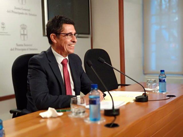 El diputado de Ciudadanos Armando Fernández Bartolomé
