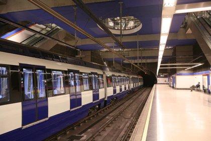Metro de Madrid detecta también amianto en pintura aislante en trenes de la línea 1