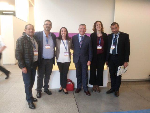 Delegación de la Federación Madrileña de Municipios en Bruselas