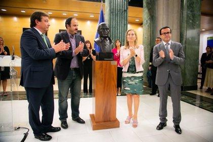Muñoz-Torrero, presidente de las Cortes de Cádiz, ya tiene busto en el Congreso
