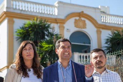 """Moreno: """"Susana Díaz ha adelantado las elecciones autonómicas cercada por los casos de corrupción"""""""