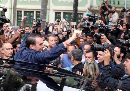 El contundente triunfo de Bolsonaro deja casi sin opciones a Haddad para la segunda vuelta